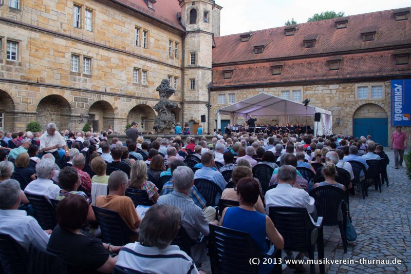 Schlosskonzert 2013