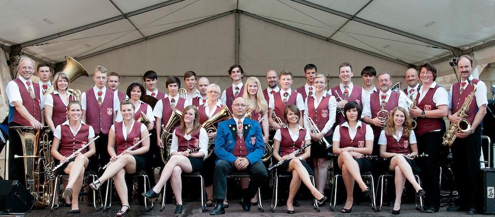 Hauptorchester 2012