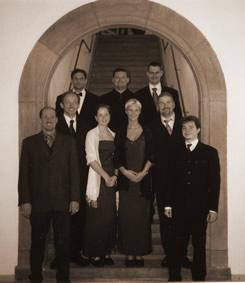 Turmbläser im Jahr 2003