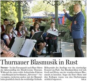 Konzert in Rust