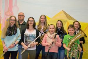 D1- und D2-Prüfung, Musikverein Thurnau